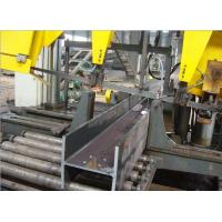 PCL Control CNC Beam Line Operator Saw Blade Driving With Greater Motor Power Manufactures