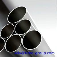 S32750 ASME A789 A790 A450 A530 Duplex Stainless Steel Pipe For Industry Manufactures
