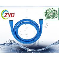 Stainless Steel Double Buckle Extra Long Shower Head Hose Bathroom Handheld Metal Chrome Flexible Shower Hose
