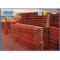 Water Heat Carbon Steel Superheater And Reheater Energy Saving Heat Exchanger Manufactures