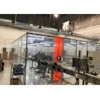 Acrylic Wall Clean Room Booth Aluminum Material Manufactures