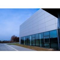 China Fireproof Aluminum Panel Curtain Wall / ACP Aluminium Composite Panel For Commercial Building on sale