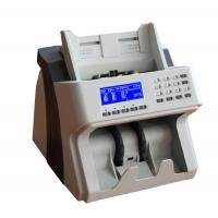 UV / Magnetic Detection Automatic Mixed Money Counter / Bill Counter Machines Manufactures