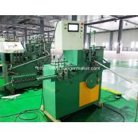 Buy cheap PET Coated Wire Straight Hook Hanger Making Machine for Laundry from wholesalers