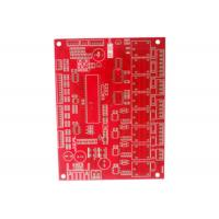 Variable Frequency Controller Copper Clad PCB / Rigid Bare PCB Board High Density Manufactures
