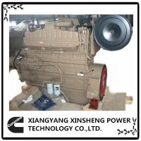 Quality NTA855-P450 Water cooled CCEC 6 Cylinder Diesel Crate Engine For Diesel Water Pump Set for sale