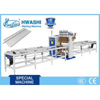160KVA Copper Tube Wire Welding Machine High Efficiency Air Conditioner Condenser Manufactures