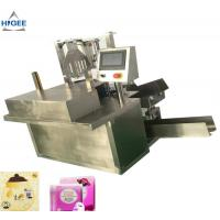 Pneumatic 220 V 50 Hz Automatic Packing Machine For Mask Filling And Sealing Manufactures