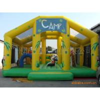 Fire Resistant Commercial Bounce House Blower , Bounce House Air Fan Manufactures