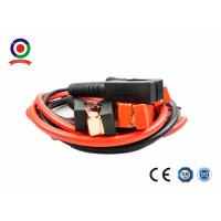 2m - 4.5m Heavy Duty Booster Cables 200A 7.5mm Outer Diameter For Auto Charging Manufactures