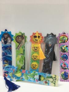 Buy cheap New Arrival 3D Bookmark Ruler For Student Custom 3D Lenticular Ruler from wholesalers