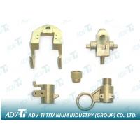 DIN , BS Copper Metal Investment Casting Surface Roughness Ra1.6~Ra6.3 Manufactures