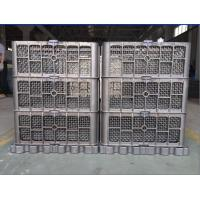 GX40NiCr35-25 Material Basket with Base Trays & Pillars & Wire Mesh EB3136 Manufactures