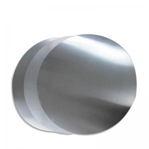 China Mill Finish 1200 1050 1060 1100 H14 Aluminum Sheet Circle on sale