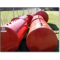 Double safty design 1000L 2000L stainless steel or iron diesel fuel storage tank Manufactures
