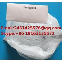 Oral Muscle Growth Anabolic Steroids Stanozolol / Winstrol Powder CAS 10418-03-8 Manufactures