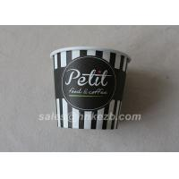 14oz 12oz Printed Single Wall Paper Cups Made of 3 Layers of Paperboard Manufactures