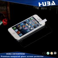 Ultra Thin iPhone 5 Tempered Glass Protector Manufactures