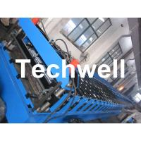 3 Kw Hydraulic Motor Power Trapezoidal Roofing Sheet Roll Forming Machine TW-RWM