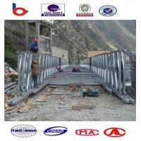 Bailey Bridge assembly,portable bridge,cantilever launching bridge,temporary bridge Manufactures