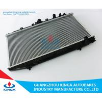 Quality Cooling System Honda Aluminum Radiator CIVIC / CRX'88-91 EF2.3 MT 19010-PM4-003/ for sale