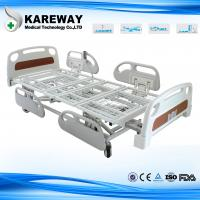 Length Extension Hospital Patient Bed Five Functions With Mesh Frame Mattress Manufactures