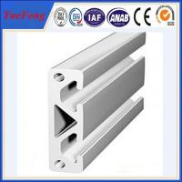 Great ! 6063 t-slot aluminum profile, aluminium extrusion t slot supplier Manufactures