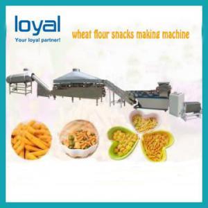 China Wheat Flour Snacks Making Machine on sale