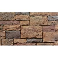 American Style Artificial Culture Stone Textured Stone Surface Fireproof Simulated Slate Manufactures