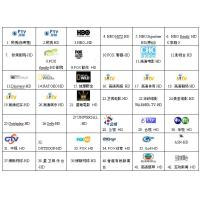 Taiwan HongKong Chinese Mainland IPTV HD Set Top Box with VOD Moives ( 200 HD Channels ) Manufactures