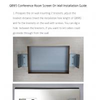POE Aluminum Tablet PC For Door Alarm And Control System