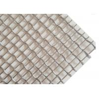 China Stainless Steel Rope Architectural Wire Mesh For Indoor And Outdoor Decorations on sale