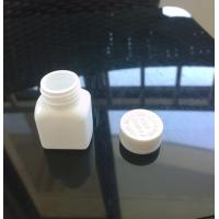 30cc Square Medical plastic bottle with Childproof cap Manufactures