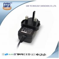 UK Plug Switching Power Adapter 24V 0.5A For 3D printer / Game Player Manufactures