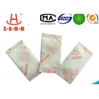 Multifunctional Calcium Chloride Desiccant 5g DMF Free For Ocean Protection Manufactures