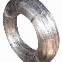 Electro/hot-dipped galvanized wire with 1-100kg per coil, customized orders available Manufactures