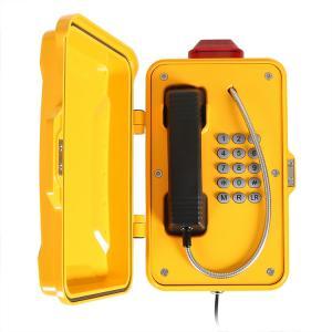 Marine Industrial Weatherproof Telephone Moisture Resistant Aluminum Alloy Material Manufactures