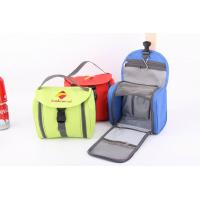 600D Polyester Hanging Toiletry Kit For Travel Manufactures