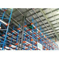Customized Cheap Heavy Duty High Quality Radio Shuttle Racking For Sale Manufactures