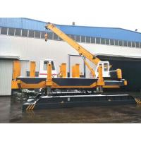 Mini ZYC120 Hydraulic Static Pile Driver For PHC Pile With 1 Year Warranty Manufactures