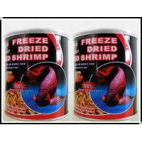 Canned FD red shrimp Manufactures