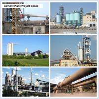 China 50~3000 TPD Cement Clinker Grinding Plant For Sale on sale