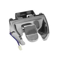 China Durability Telephone Spare Parts / Silver Thick Metal Telephone Cradle on sale