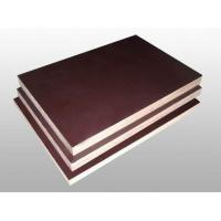 China 18mm WBP Shuttering Plywood/Shuttering Panel/Film Faced Plywood on sale