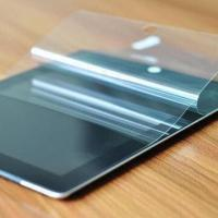 Screen Protector for iPad 2G/New iPad, Made of PET Material Manufactures
