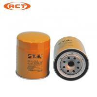 215mm Height Excavator Filter / Mitsubishi Oil Filter ME014833 LF3433 P550067 Manufactures