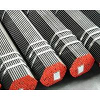 Quality ISO BV SGS SCH40 Hot Rolled Seamless Black carbon Steel Pipe Tubing , Varnish for sale
