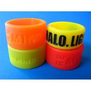 Debossed Silicone Bracelet Manufactures