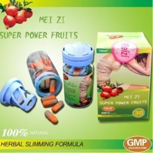 Botanical Meizi Super Power Fruit Slimming Capsule S Manufactures
