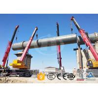 China Energy Saving Activated Rotary Lime Kiln Used In Building Materials on sale